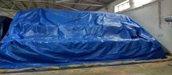 NAKODA聚乙烯(HDPE)防水布,工业用,厚度:68至300