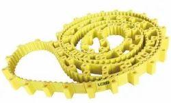 LMW Textile Carding Flat Drive Belt