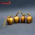 Indian Metal Rustic Bells String Home Garden Decorations