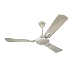 Metallic Colour Usha Striker Platinum 48'' Decorative Ceiling Fan