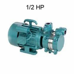 105 m Mild Steel 0.5 HP Self Priming Pump, For Industrial
