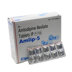 Amlip 5 mg Tablets