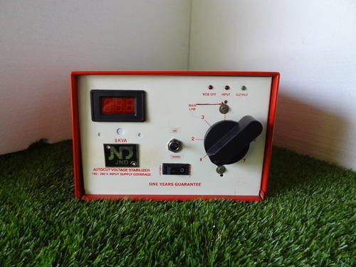 Jnd Sound 1kw Stabilizer Manufacturer From Delhi
