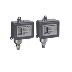 SMC General Purpose Pressure Switch/Snap Switch Type ISG