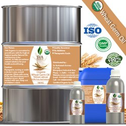 Organic Wheat Germ Oil
