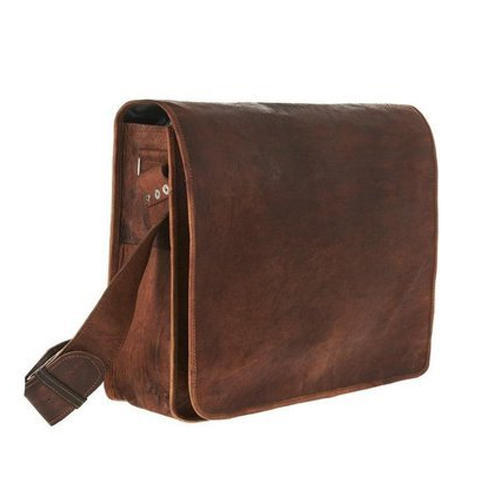 Mens Leather Side Bags