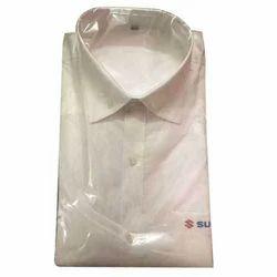 Niket Overseas White Mens Uniform Shirt