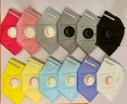 Colored Reusable N95 Face Mask
