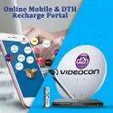 Online Mobile & DTH Recharge Portal
