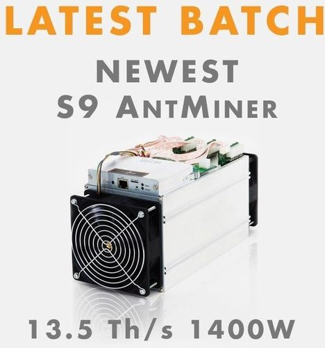 Antminer S9 Older Firmware Antminer S9 Price Comparison
