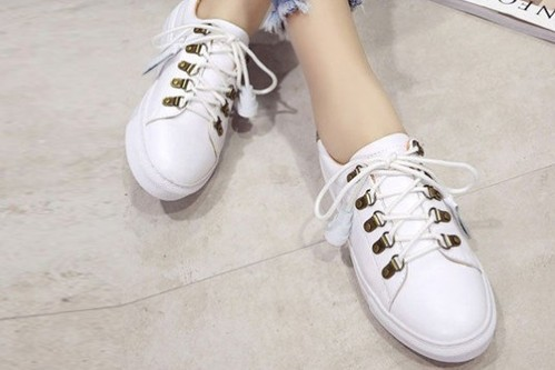 af3ecfe455a White Women Sneakers