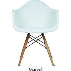 Synthetic Leather and Wood Chairs
