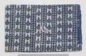 Jaipuri Hand Block Print Dabu Cotton Floral Fabric Vegetable Color