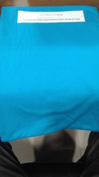 100% Cotton Knitted Single Jersey Dyed Fabric-200 GSM Tube.