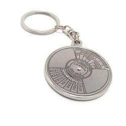 Silver Packet Calendar Key Chain, Packaging Type: Packet