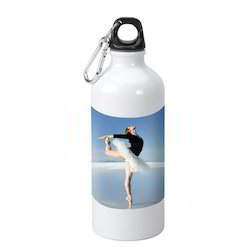 750ml White Sipper Bottle