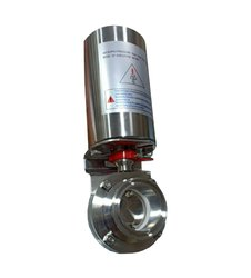 Pneumatic TC Valves
