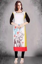 women village brand kurti