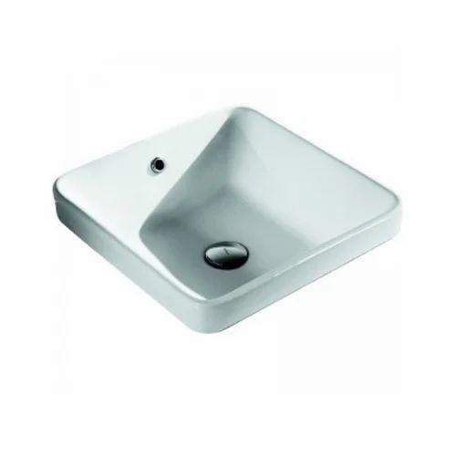 Bravat C22206W Counter Top Basin - Bravat India, New Delhi | ID