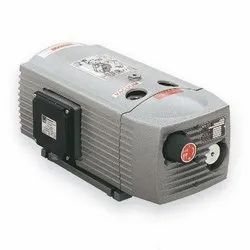 Grey Standard Becker Dry Vacuum Pumps, Automation Grade: Automatic, Model Number: Vt 4.40