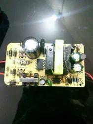Cctv Adopter PCB Board 12v2amp