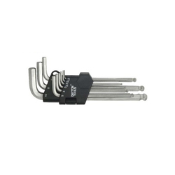 Long Ball Point Hex Key Wrench Set
