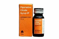 Piperazine Citrate Syrup