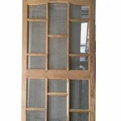 Wooden Jali Sagwan Doors