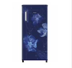 Whirlpool Icemagic Pro 280L Single Door 3 Star Sapphire Magnolia Refrigerator