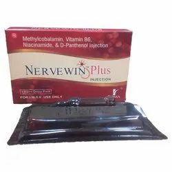 Methyclobalamin 1000mcg,Vita B6 100mg,Niacinamide 100mg,D-Panthenol 50mg