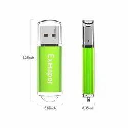 MAX-U016  Swivel Plastic Pen Drive
