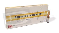 Adrenaline Injection BP