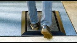 Shoe Disinfectant Mats