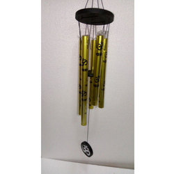Music Golden Wind Chime