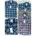 Spartan Army Mens Cotton Check Shirt