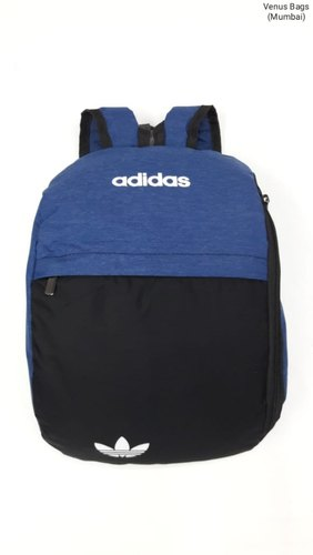 Blue School Bag For College