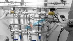 Pneumsys Round SS Piping For Pharma And Food Industry, 3 meter