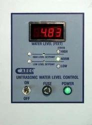 Ultrasonic Liquid Level Controller Measurement Control Display