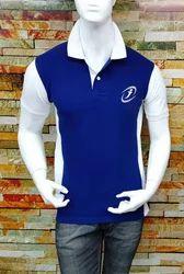 JigarZee Multi Colour V Neck Polo T Shirts