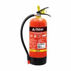 Mitras AFFF Extinguisher, Capacity: 9 ltr