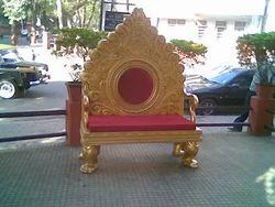 Fiber Wedding Chair