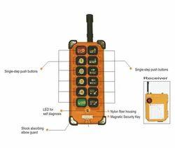 Industrial Telecrane Radio Remote Control