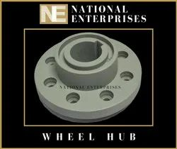 Wheel Hub For Blasting Machine