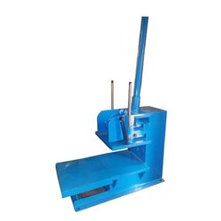 Footwear Strap Fitting Machine