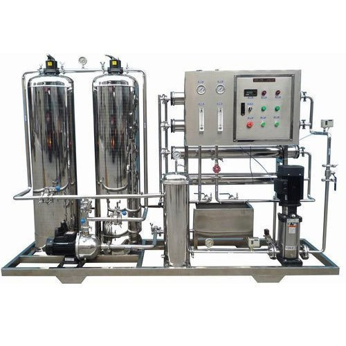 Automatic Stainless Steel 500 Litre RO Plant, 2000-3000 (Liter/hour)
