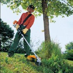 Honda Shoulder Brush Cutter