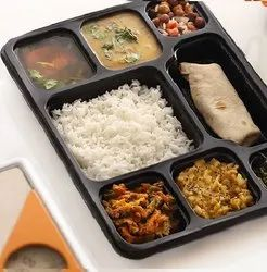 Takeaway Meal Trays