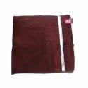 Polyester Plain Towel Car Seat Covers, Size: 174 X 150 Cm