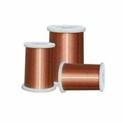 Bic Enameled Copper Wire, Packaging Type: Roll