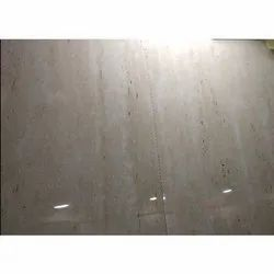 White Smooth Ceramic Floor Tiles, Thickness: 5-10 mm, Kitchen, Home